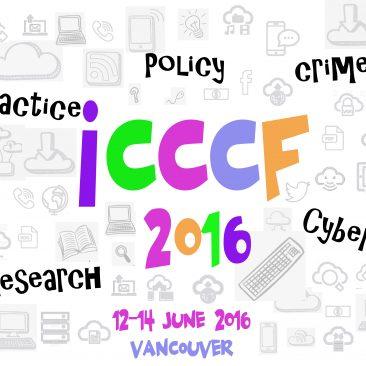 ICCCF 2016 Vancouver