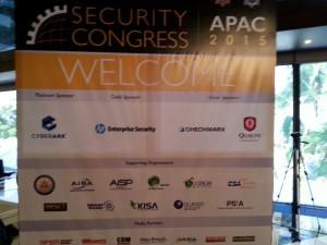 APAC Security Congress 2015
