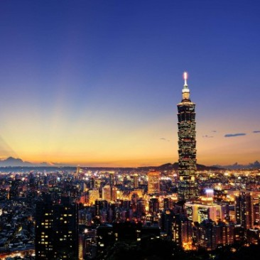 ICCCF 2014, Taiwan