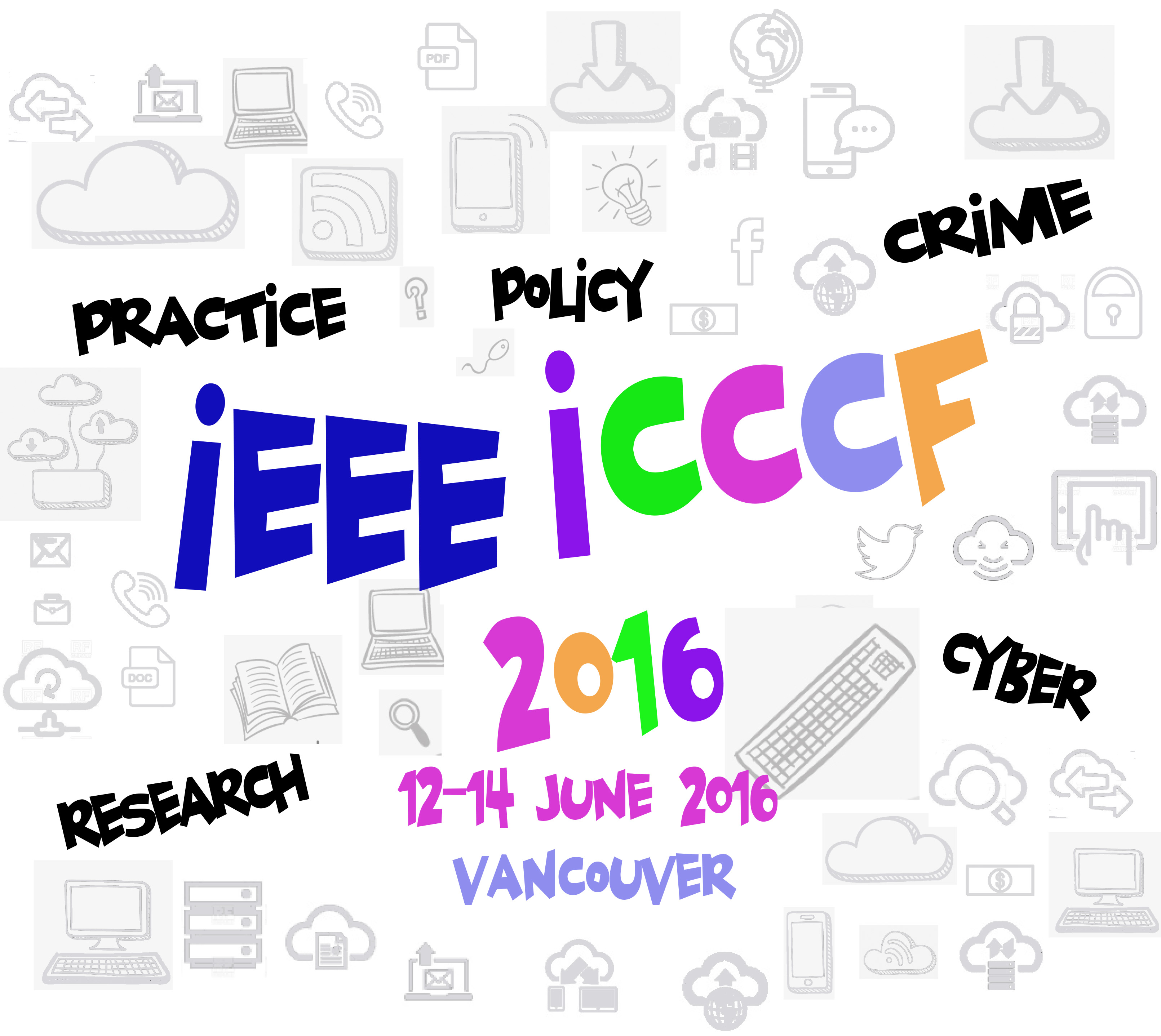 ICCCF 2016 Keynote Titles and abstracts