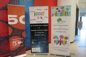 ICCCF 2016